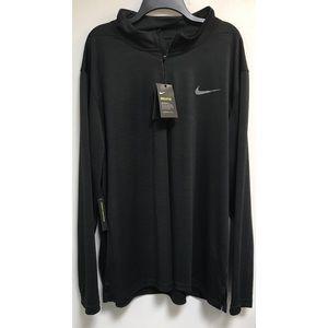 Nike Mens Dri-Fit Lightweight Quarter Zip Pullover